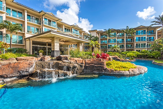 Waipouli Beach Resort & Spa Kauai by Outrigger | Hawaii