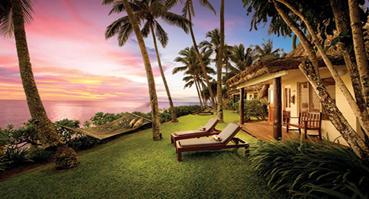 Outrigger Fiji Beach Resort - bure