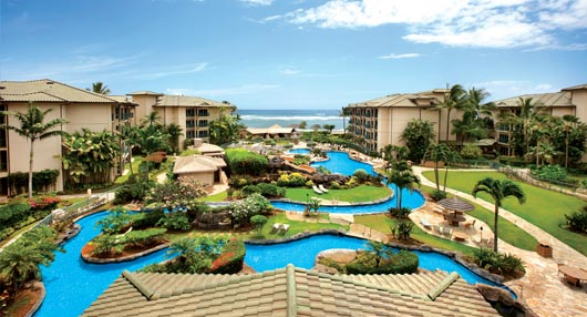 Beach Resort Spa Outrigger Waipouli