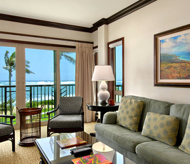 1 Bedroom Oceanfront at Waipouli Beach Resort Kauai by Outrigger