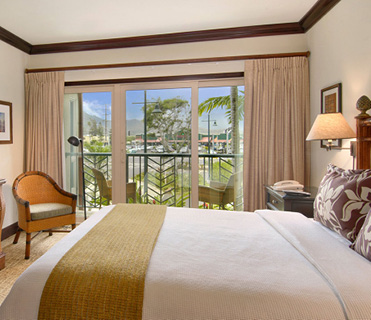 2 Bedroom Partial Mountain View at Waipouli Beach Resort Kauai by Outrigger