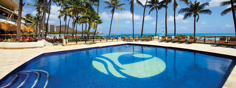 Pool | Outrigger Waikiki Beach Resort