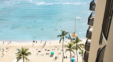V47 Club Ocean View - Outrigger Waikiki Beach Resort