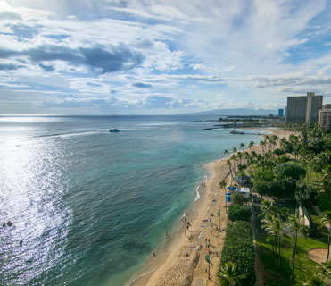 Waikiki Shore by Outrigger - Oahu, Hawaii