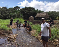Kualoa Ranch - Stream
